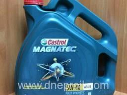 Моторное масло Castrol Magnatec 5W-40 C3 4 л.