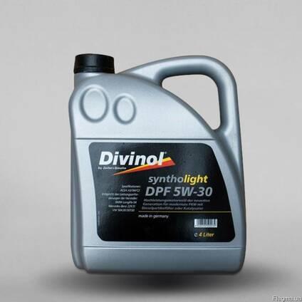 Моторное масло Divinol, Rovas 5W-30 в ассортименте