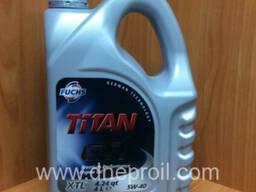 Моторное масло FUCHS TITAN GT 1 5w-40 4 л.