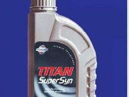 Моторное масло Fuchs Titan SuperSYN 5w40 синтетика 1л