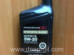 Моторное масло Honda Syn Blend 5W-30 (08798-9034) 946 мл.