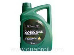 Моторное масло Hyundai Gold Diesel 10W30 (05200-00410) 4 л.