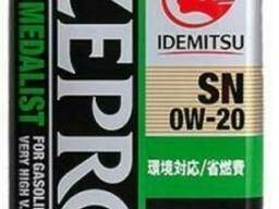 Моторное масло Idemitsu Zepro Ecomedalist 0w-20 (4л)