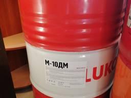 Моторное масло М-10 ДМ (бочка 180кг) 200л