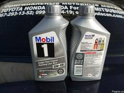 Моторное масло Mobil 1Synthetic SAE 5W-20 1Qt (USA), 946мл