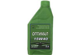 Моторное масло Optimal 15W-40 1л