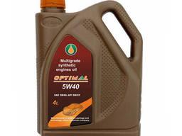 Моторное масло Optimal 5W-40 4л