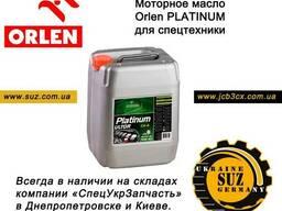Моторное масло Orlen Platinum экскаватора