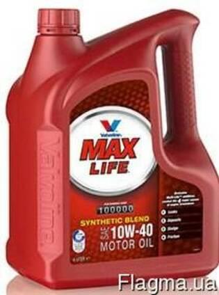 Моторное масло Valvoline MaxLife SAE 10W-40 4л