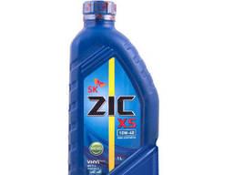 Моторное масло ZIC X5 10W-40 LPG 1л