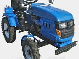 Мототрактор DW160LX - 15 к. с. (11, 03 кВт) Безкоштовна. ..