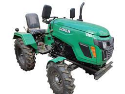 Мототрактор Лідер 180, трактор Lider 180, мототрактор Зубр