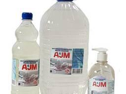 Моющие и чистящие средства AJM, Жидкое мыло AJM - фото 3