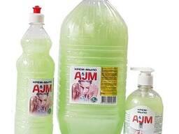 Моющие и чистящие средства AJM, Жидкое мыло AJM - фото 4