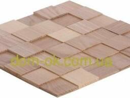 Мозаика деревянная из ясеня 3D Tessera * Tessera Winter