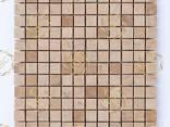 Мозайка из натурального камня - фото 3