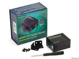 MP-130 - Премиум усилитель HDMI сигнала (Monoprice - США)