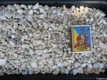 Мраморная, кварцевая крошка Украина 2-6 грн/кг - фото 1