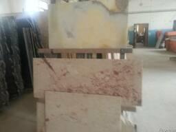Мраморная плитка толщиной 10 мм. из Италии.