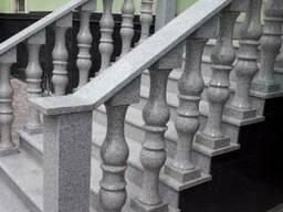 Мраморные/гранитные ступени (лестницы, входные группы)