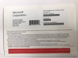 MS Windows 10 Home 64-bit, RUS, OEM-версия (KW9-00132) DVD