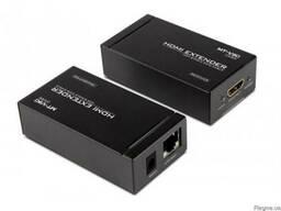 MT-ED05 - HDMI удлинитель по одному кабелю витой пары RJ45