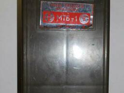 МТБ-1, Міра твердості