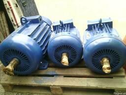 MTF (Н) 311-6 Крановый двигатель/ Мощность 11, 0 кВт 960 об/м