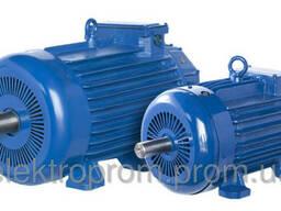 МТКН 011 — 6 Крановый двигатель