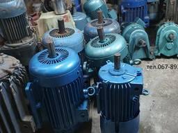МТН 411-6; 22 кВт Крановый электродвигатель МТF 411-6; MTКF