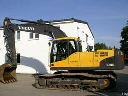 Джойстик VOE14550325 для Volvo EC210