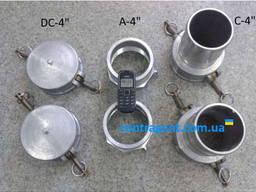 Муфта сливная МС-2, МС-1, МС-2-80, МС-1-80