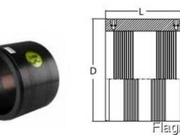 Муфта терморезисторна D 25-560 SDR 11 PE 100 TEGA
