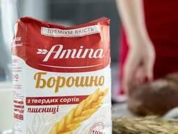 Амина. Мука из твердых cортов пшеницы/ Durum wheat flour