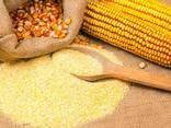 Мука кукурузная крупного грубого помола - фото 1