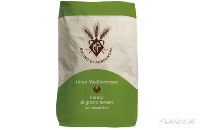 Мука Манитоба из мягких сортов пшеницы