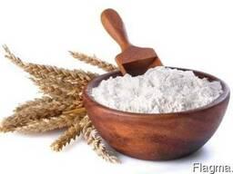 Мука пшеничная грубого помола (без зернового зародыша) 1700