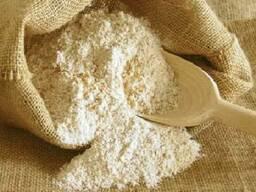 Мука пшеничная грубого помола (цельнозерновая)