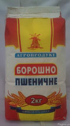 Макароны и мука пшеничная от производителя