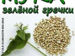 Мука зеленой гречки