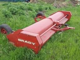 Мульчер косилка (измельчитель растительных остатков) Brady U
