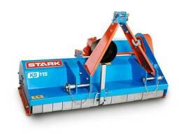 Мульчирователь KS 125 Stark с карданом (1, 25 м, ножи). ..