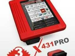 Мультимарочный сканер для авто X-431 P R O