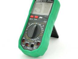 Мультиметр Bakku BA-890B Измерения: V, A, R, C (200*130*56) 0.52 кг (180*90*45)
