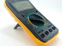 Мультиметр DT-9207A Измерения: V, A, R, C, T (183 х 90 х 30) 0,318 кг