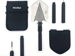 Мультитул NexTool Многофункциональная лопата Frigate, складная тактическая саперная