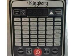 Мультиварка + фритюрниця Kingberg43 програми