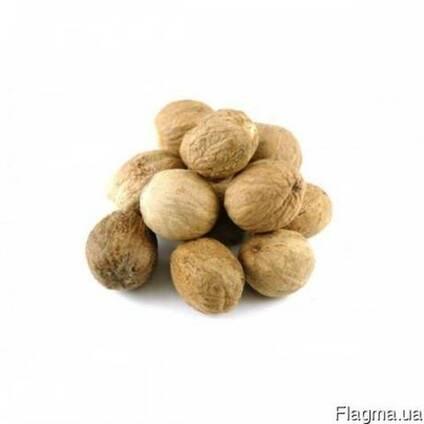 Мускатный орех целый (Индия)