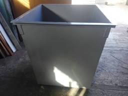 Мусорный бак (контейнер) для сбора ТБО 0, 75 м3