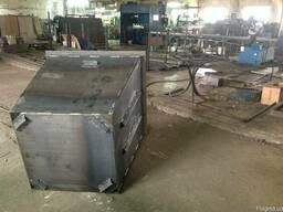 Продам мусорный бак(контейнер) для сбора ТБО 0,5 0,75 1м3